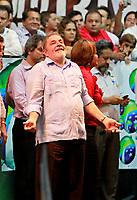 ESTAS FOTOS NAO PODEM SER VENDINDAS NO ESTADO DO PARA<br /> PA - LULA/PARÁ - POLÍTICA - O presidente Luiz Inácio Lula da Silva participa de um comício da governadora de Belém e candidata à reeleição, Ana Júlia Carepa , no bairro da Pedreira, em Belém (PA), nesta quinta-feira.<br /> <br /> <br /> FOTO TARSO SARRAF/AE/AE