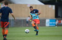 Adam El-Abd of Wycombe Wanderers pre match during the 2018/19 Pre Season Friendly match between Maidenhead United and Wycombe Wanderers at York Road, Maidenhead, England on 27 July 2018. Photo by Andy Rowland.