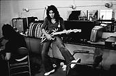 VAN HALEN, LIVE, BACKSTAGE, SOUNDCHECK, 1979, NEIL ZLOZOWER
