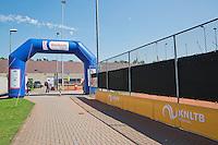 Netherlands, Rotterdam August 07, 2015, Tennis,  National Junior Championships, NJK, TV Victoria, <br /> Photo: Tennisimages/Henk Koster