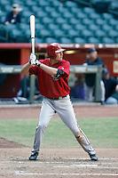 AJ Pollock - Arizona Diamondbacks 2009 Instructional League .Photo by:  Bill Mitchell/Four Seam Images..