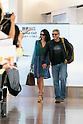George Clooney Arrives at Haneda Airport