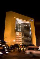 China, Peking (Beijing), Gebäude der China Poly Group an Dongsishitiao