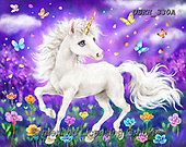 Kayomi, CUTE ANIMALS, LUSTIGE TIERE, ANIMALITOS DIVERTIDOS, paintings+++++,USKH330A,#ac#, EVERYDAY ,puzzle,puzzles,unicorn