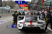 #91 PORSCHE GT TEAM (DEU) PORSCHE 911 RSR – 19 LMGTE PRO - GIANMARIA BRUNI (ITA) / RICHARD LIETZ (AUT)