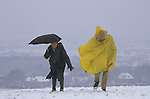 South Downs, Sussex. 1980s<br />