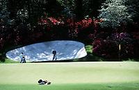 4th April 1999. Amen Corner Augusta National Golf Course; Amen Corner Augusta National Golf Course , Augusta Georgia USA 13th hole