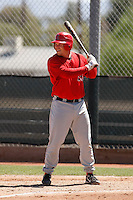 Brian Walker - Los Angeles Angels - 2009 spring training.Photo by:  Bill Mitchell/Four Seam Images