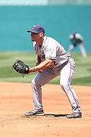 David Flores -  Lancaster JetHawks playing against the Lake Elsinore Storm at the Diamond, Lake Elsinore, CA - 05/16/2010.Photo by:  Bill Mitchell/Four Seam Images