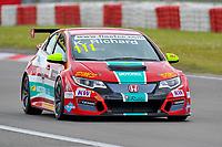 Race of Germany Nürburgring Nordschleife 2016  ETCC 2016 #111 Rikli Motorsport Honda Civic Kris Richard (CHE)  Testing © 2016 Musson/PSP. All Rights Reserved.