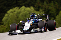 July 2nd 2021; F1 Grand Prix of Austria, free practise sessions;  45 NISSANY Roy (il), Williams Racing F1 FW43B
