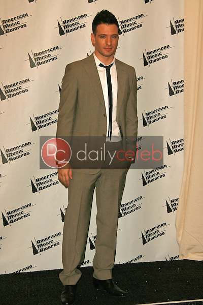 J.C. Chasez<br />in the press room at the 34th Annual American Music Awards. Shrine Auditorium, Los Angeles, CA. 11-21-06<br />Dave Edwards/DailyCeleb.com 818-249-4998
