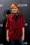 Nathalie Poza attends to IQOS3 presentation at Palacio de Cibeles in Madrid, Spain. February 13, 2019. (ALTERPHOTOS/A. Perez Meca)