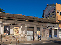 Galerien alternativer Künstler Novi Sad = Neusatz, Vojvodina, Serbien, Europa<br /> non conventional galleries Novi Sad, Vojvodina, Serbia, Europe