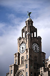 Royal Liver Building Liverpool.