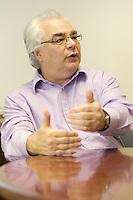 Montreal (QC) CANADA, August 27, 2007-<br /> <br /> Jacques Ouellet, Vice-President, Recherche et Devellopement. CRIM<br /> <br /> photo : (c) images Distribution