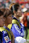 Mana Iwabuchi (JPN), JULY 1, 2015 - Football / Soccer : FIFA Women's World Cup Canada 2015 Semir-final match between Japan 2-1 England at Commonwealth Stadium in Edmonton, Canada. (Photo by Yusuke Nakanishi/AFLO SPORT)