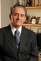 Oswaldo Nasser Tuma, diretor da empresa Higson & CO (Pará) Ltd, a mais antiga e tradicional empresa  em atividade no Estado do Pará, que atua no ramo de representações de produtos alimentícios e vice-presidente da Associação Comercial do Pará (ACP).<br /> Belém, Pará, Brasil.<br /> Foto Paulo Santos<br /> 30/09/2009