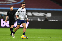 Jack Grealish of Aston Villa during West Ham United vs Aston Villa, Premier League Football at The London Stadium on 30th November 2020