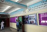 6 June 2013, Mazar-i-Sharif, Afghanistan.   Students roaming the hallways  at Balkh University in Mazar-i-Sharif. Many of the facilities and equipment at the University are being provided under the World Bank funded Strengthening Higher Education Program ( SHEP). The objective of the program is to restore basic operational performance at a group of core universities in Afghanistan. It aims to act as a catalyst to attract resources at Afghan tertiary education in the long term. SHEP is the first major education investment in Afghanistan by the World Bank. In 2008 it received $US 5 million from ARTF to expand infrastructure and equipment to Universities in Kabul, Nangarhar , Balkh and Kandahar.  Picture by Graham Crouch/World Bank