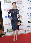 Kristin Bauer attends the Humane Society of The United States 26th Annual Genesis Awards held at The Beverly Hilton in Beverly Hills, California on March 24,2012                                                                               © 2012 DVS / Hollywood Press Agency
