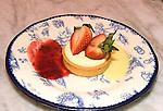 Creamy Brulei, Bittersweat Restaurant, Chicago, Illinois