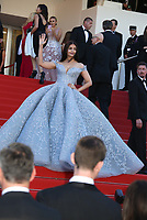 AISHWARYA RAI - RED CARPET OF THE FILM 'OKJA' AT THE 70TH FESTIVAL OF CANNES 2017