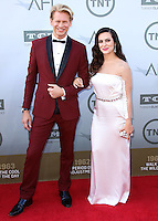 HOLLYWOOD, LOS ANGELES, CA, USA - JUNE 05: Marcello Coltro, Cleo Pires at the 42nd AFI Life Achievement Award Honoring Jane Fonda held at the Dolby Theatre on June 5, 2014 in Hollywood, Los Angeles, California, United States. (Photo by Xavier Collin/Celebrity Monitor)