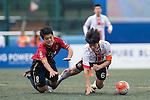 Kashima Antlers vs FC Seoul during the Main of the HKFC Citi Soccer Sevens on 21 May 2016 in the Hong Kong Footbal Club, Hong Kong, China. Photo by Li Man Yuen / Power Sport Images