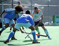 150412 Wellington Men's Hockey Prem 2 Grading - Harbour City v Indians