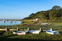 Picturesque Stetsons Cove, Chatham, Massachusetts, USA