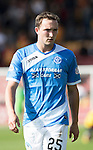 Partick Thistle v St Johnstone…10.09.16..  Firhill  SPFL<br />Chris Kane<br />Picture by Graeme Hart.<br />Copyright Perthshire Picture Agency<br />Tel: 01738 623350  Mobile: 07990 594431