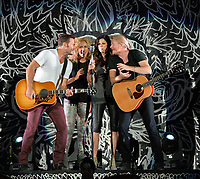 "SMG_Little Big Town_FLXX_Sleep Train Amphitheatre_092813_16.JPG<br /> <br /> CHULA VISTA, CA - SEPTEMBER 28: Jimi Westbrook, Kimberly Schlapman, Karen Fairchild, Phillip Sweet of Little Big Town perform during the 2013 'light the Fuse"" Tour at Sleep Train Amphitheatre (formerly Cricket Wireless Amphitheatre) on September 28, 2013 in Chula Vista, California. (Photo By Storms Media Group) <br /> <br /> People:  Little Big Town<br /> <br /> Transmission Ref:  FLXX<br /> <br /> Must call if interested<br /> Michael Storms<br /> Storms Media Group Inc.<br /> 305-632-3400 - Cell<br /> 305-513-5783 - Fax<br /> MikeStorm@aol.com<br /> www.StormsMediaGroup.com"