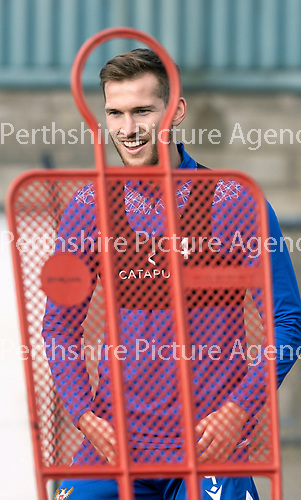 St Johnstone Training….01.10.20     <br />