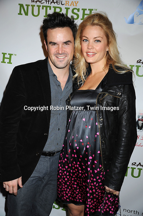 """Michael Roberts and wife Bree Williamson of """"One Life to Live""""..at The North Shore Animal League America's 2008 DogCatemy Celebrity Gala on November 6, 2008 at Capitale in New York City. ....Robin Platzer, Twin Images"""