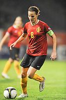 Belgium - Sweden : Femke Maes.foto DAVID CATRY / Vrouwenteam.be