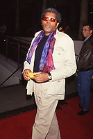 **FILE PHOTO** Clarence Williams III Has Passed Away.<br /> <br /> Clarence Williams III at Attack of the 50 Ft. Woman Premiere at Mann Village in Westwood, CA, December 2, 1993. <br /> CAP/MPI/RAP<br /> ©RAP/MPI/Capital Pictures