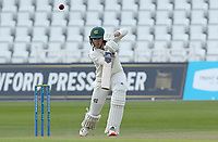 Lyndon James of Nottinghamshire in batting action during Nottinghamshire CCC vs Essex CCC, LV Insurance County Championship Group 1 Cricket at Trent Bridge on 7th May 2021