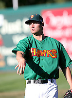 Chris Carpenter / Boise Hawks ..Photo by:  Bill Mitchell/Four Seam Images