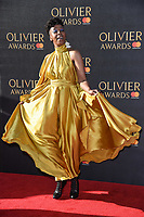Oliver Awards 2017