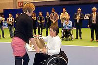 16-12-11, Netherlands, Rotterdam, Topsportcentrum, Afscheid Corrie Homan