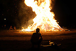 Fête de la saint jean à l'occasion du festival Roc'h en feux- Rohan morbihan 56