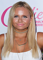 BEVERLY HILLS, CA, USA - AUGUST 09: Alli Simpson at the DigiTour and Candie's Official Teen Choice Awards 2014 Pre-Party held at The Gibson Showroom on August 9, 2014 in Beverly Hills, California, United States. (Photo by Xavier Collin/Celebrity Monitor)