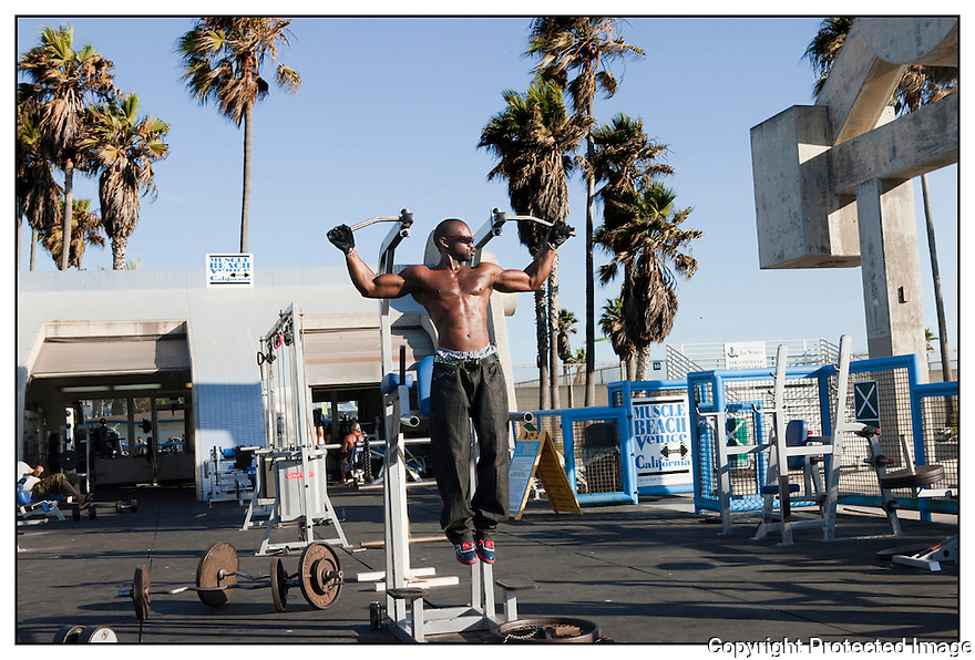 Californie-Route 66<br /> Los Angeles<br /> Venice Beach