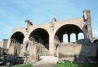 Italy: Rome--Basilica of Constantine (or Maxentius) Photo '82.