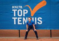 Amstelveen, Netherlands, 5  Juli, 2021, National Tennis Center, NTC, AmstelveenWomans Open, Lineswoman<br /> <br /> Photo: Henk Koster/tennisimages.com