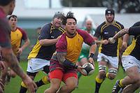 150905 Development XV Rugby - Wellington v Hawkes Bay