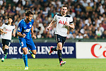 Tottenham Hotspur Forward Vincent Janssen (R) in action during the Friendly match between Kitchee SC and Tottenham Hotspur FC at Hong Kong Stadium on May 26, 2017 in So Kon Po, Hong Kong. Photo by Man yuen Li  / Power Sport Images