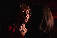 La soiree electoral de Quebec Solidaire, le 1er octobre 2018<br /> <br /> PHOTO : Agence Quebec Presse<br /> - Philippe Manh Nguyen