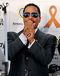 """Marlon Jackson, Dec 12, 2011 : Marlon Jackson attends the Amway Japan's charity event in Tokyo, Japan, on December 12, 2011. Jacksons visited to Japan for perform at an event """"Michael Jackson tribute live"""" in Tokyo, on December 13th and 14th."""